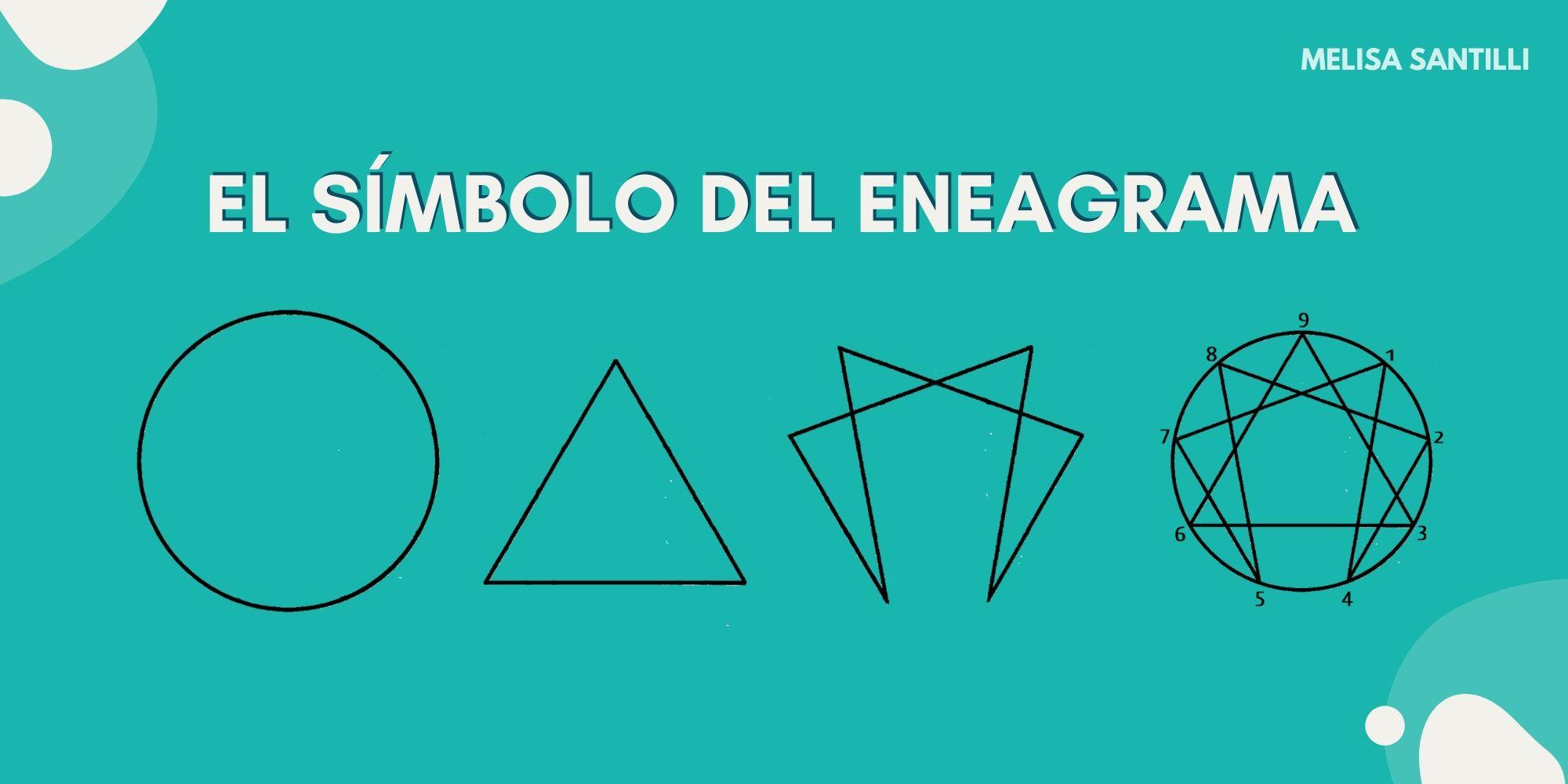 Símbolo del Eneagrama - Melisa Santilli